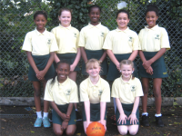 girls netball oct 18