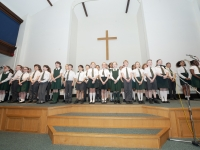 """Enfield Baptist ChurchThe Nightingale Cancer Support Centre hosts five local schools in their """"Gift of Music"""" concert.29/03/19Anne-Marie Sanderson"""